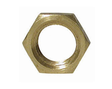 COPPER LOCK NUTS