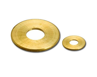 SILICON BRONZE MACHINED WASHER