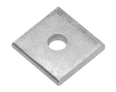 DUPLEX STEEL SQUARE WASHER