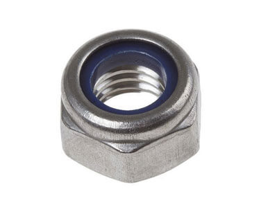 ALLOY S32750 LOCK NUTS