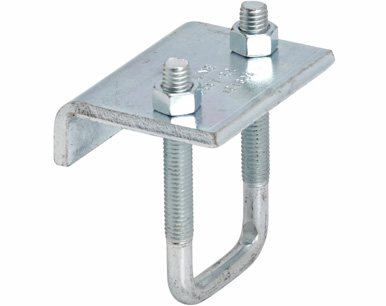 "Stainless Steel BOTTOM TRAY CLAMPS ""YB"""