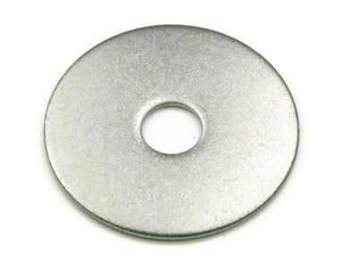 NICKEL 200 PUNCHED WASHER