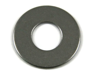 STAINLESS 410S FLAT WASHERS
