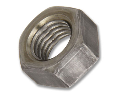 STAINLESS XM19 STEEL HEX NUTS